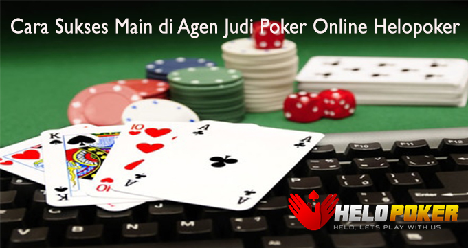 Cara Sukses Main di Agen Judi Poker Online Helopoker